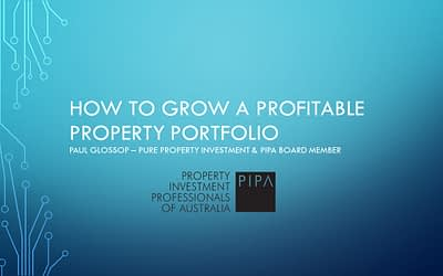 How to Grow a Profitable Property Portfolio by Paul Glossop