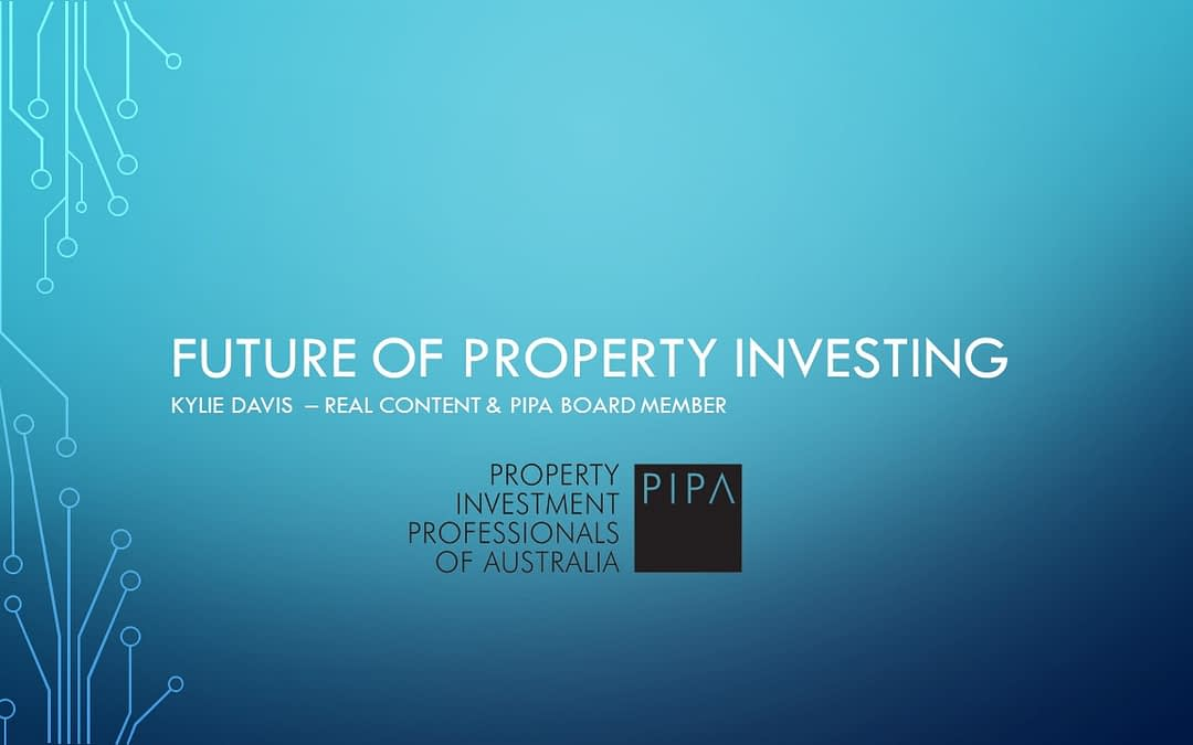 Future of Property Investing