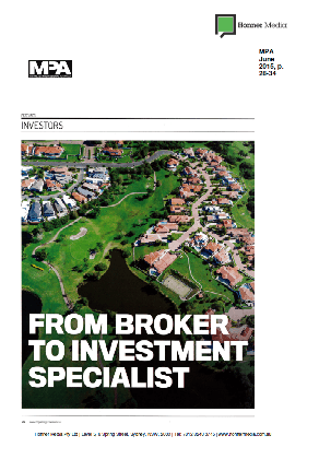 From Broker to Investment Specialists page 1