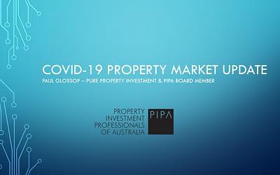 COVID-10 Property Market Update