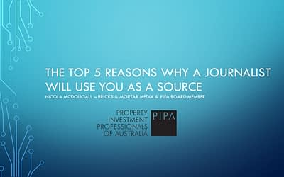 The top 5 reason why a journalist will use you as a source