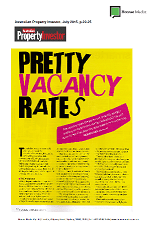 Pretty Vacancy Rates page 1