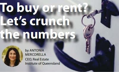 To buy or rent? Let's crunch the numbers