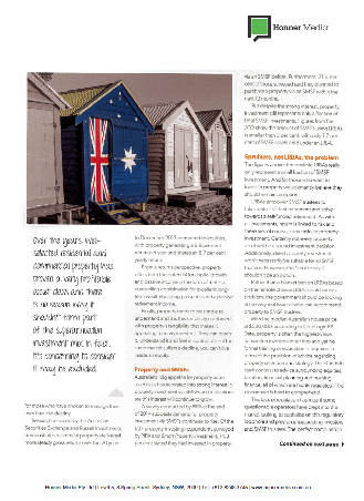 LRBAs and property an important SMSF right page 2