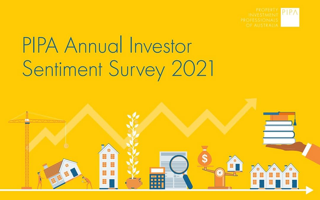 Property investors expect prices to keep rising and want to work with qualified advisers: PIPA national investor survey