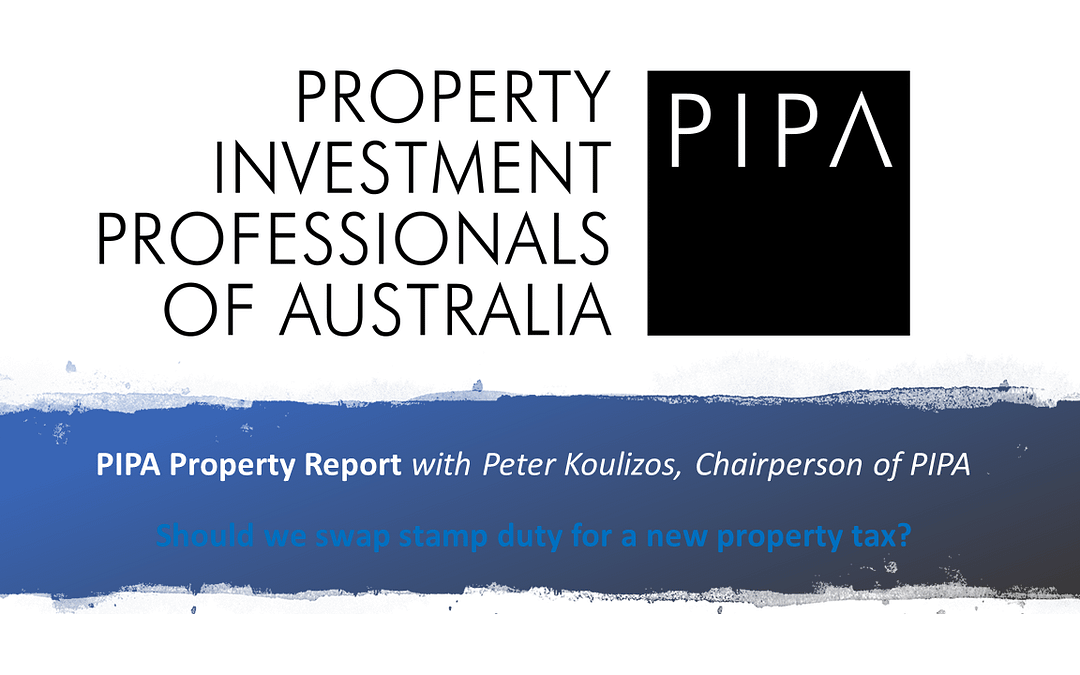 PIPA Property Report – Stamp Duty